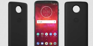 Moto Z3 Play Moto Power Pack